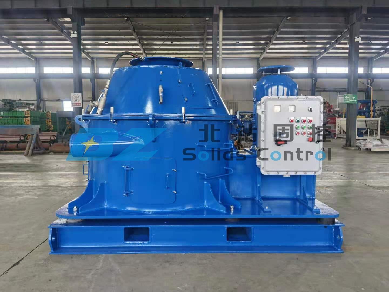 北钻固控钻屑干燥机销往俄罗斯市场
